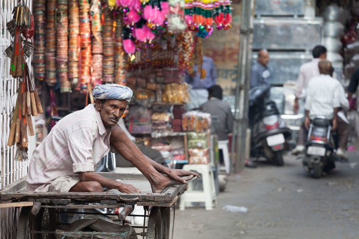 ASIA India Indiapictures Market One Person People Rajasthan Rajasthandiaries Rajasthani Culture Real People Udaipur