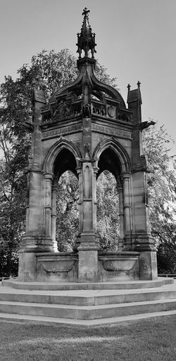 monument memorial Skipton Uk City History Sky Architecture Building Exterior Built Structure EyeEmNewHere