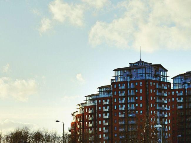 City EyeEm Best Shots Buildings Leeds In Leeds Sky Walking Around City View