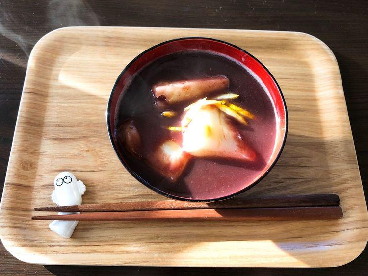 Anko Japanese Food Ricecake