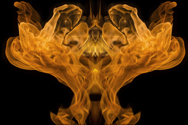 Abstract image,