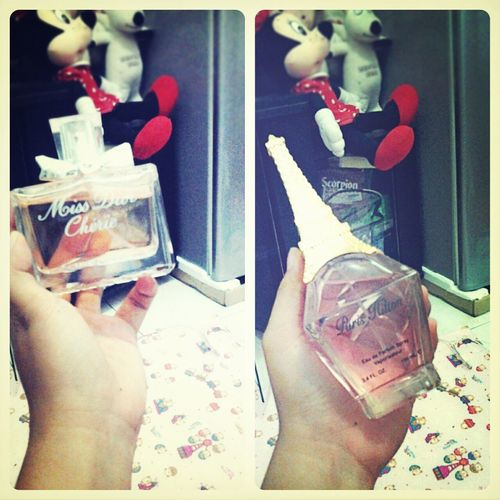 my favorite parfume :* Paris Hilton My Parfum Like4like Missdior