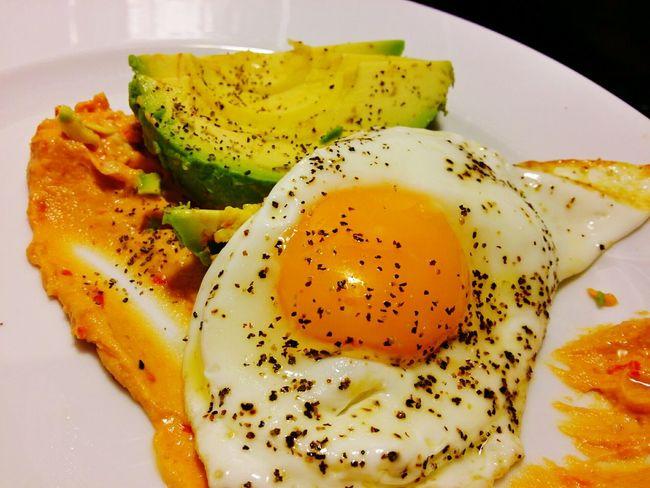 Ddcatering Avocado Hummus Foodporn Eggs