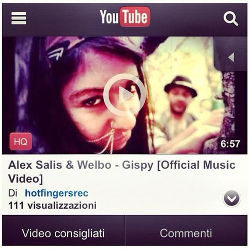 Alex Salis & Welbo - Gipsy [Official Music Video] AlexSalis Welbo Gipsy Hotfingersrec official music video