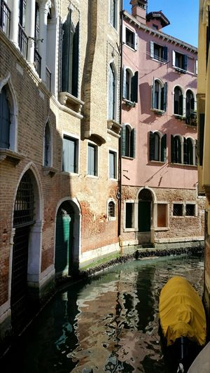 Architecture Travel Destinations City Light Water Cultures Outdoors City Celebration Arts Culture And Entertainment Day Venezia Venice Bridge Bridge Geometry Colors Shadows Light Shades Details Windows Houses Travel Italy EyeEmbestshots EyeEmNewHere