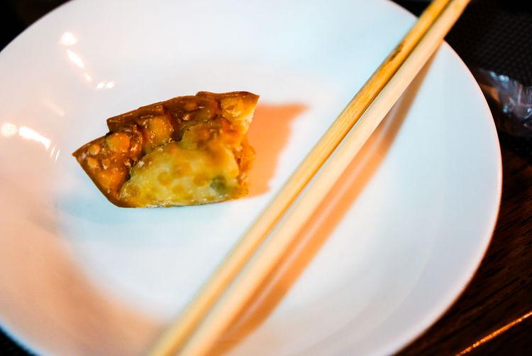Chopsticks Dish Plate Whitr Food Eat Dinner Brakefast Lunch Gyoza Sashimi  Japanese Food Seafood Chinese Dumpling Sushi