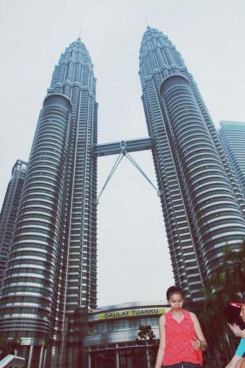 Petronas Tower ! Malaysia Enjoying Life Hello World Hi!