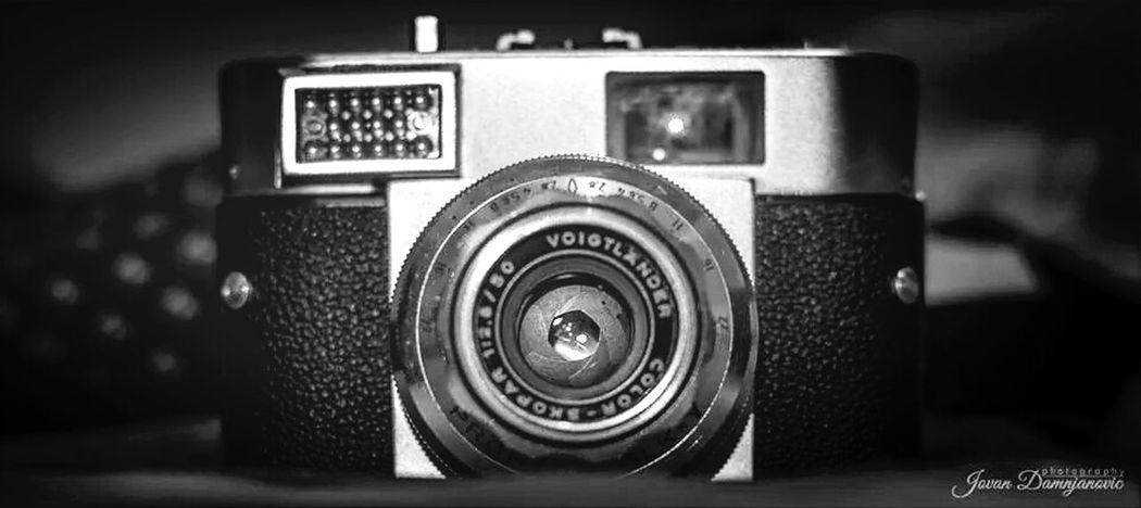 vintage Photoaparat
