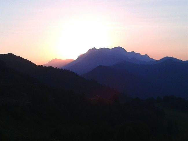 Relaxing Viewing Mountains Inspirations Gradient Caucasus Enjoying Life OneLove