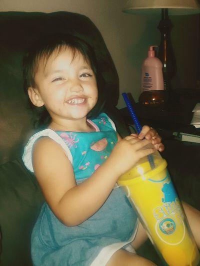 My crazy baby Markie Lee big cheesin :)