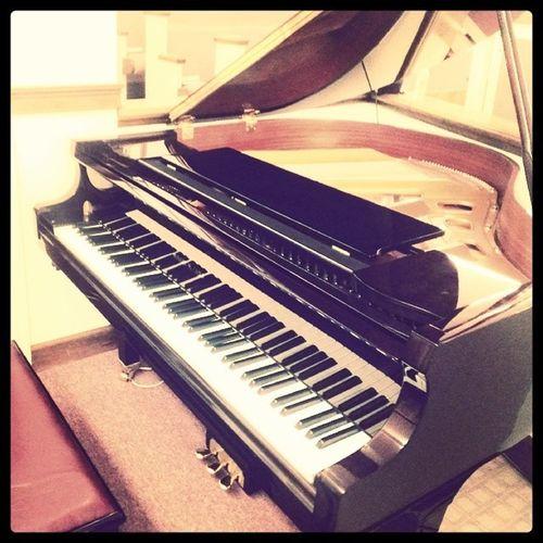 My baby!!! Piano Mine Jealousmuch ? Youwishitwasyours