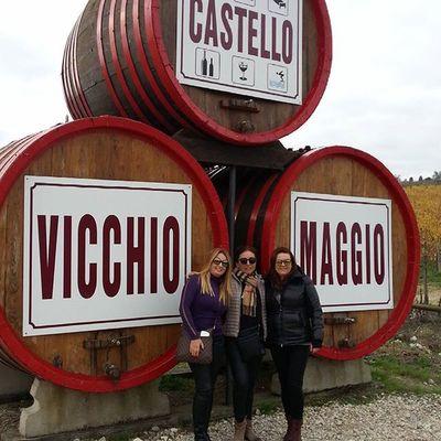 Toskana'nun şarabını fazla kaçırdık galba😁 Vine Toskania Ig_toscana Ig_toscana_ Ig_italia Zturbirharika @zehracnky @gozdegursoyyys