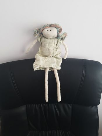 Indoors  Doll Stuffed Toy Living Room Teddy Bear Hanging No People Day Close-up