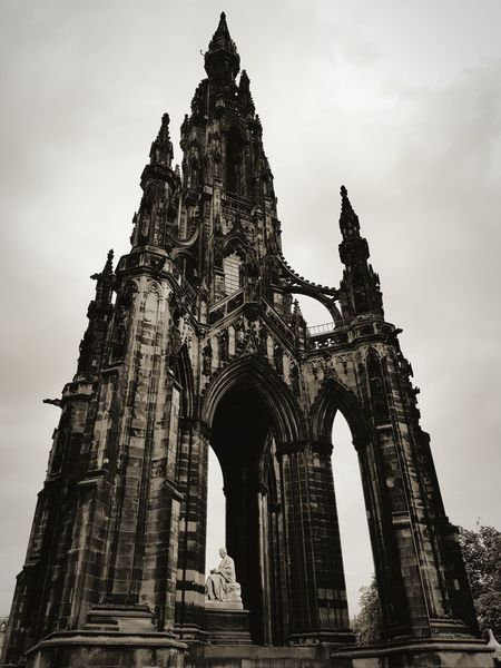 Travel Destinations Travel Photography Uk Enjoyeverymoment Enjoying Life EyeEm Best Shots EyeEm Gallery EyeEm Selects Scotland Scotish Edinburgh Eyeemmarket Trip Tripphotography Cityscape Ancient Civilization Old Ruin Travel Outdoors Low Angle View Day Sky The Graphic City