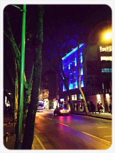 Neon River Life