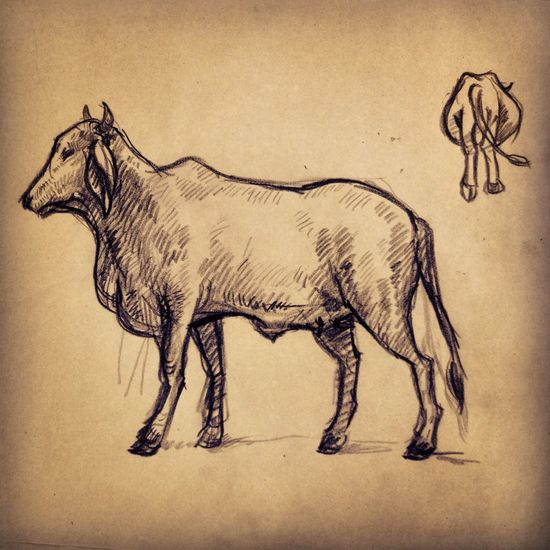 Mrs. e jaew Art Draw Drawing Quick Sketch