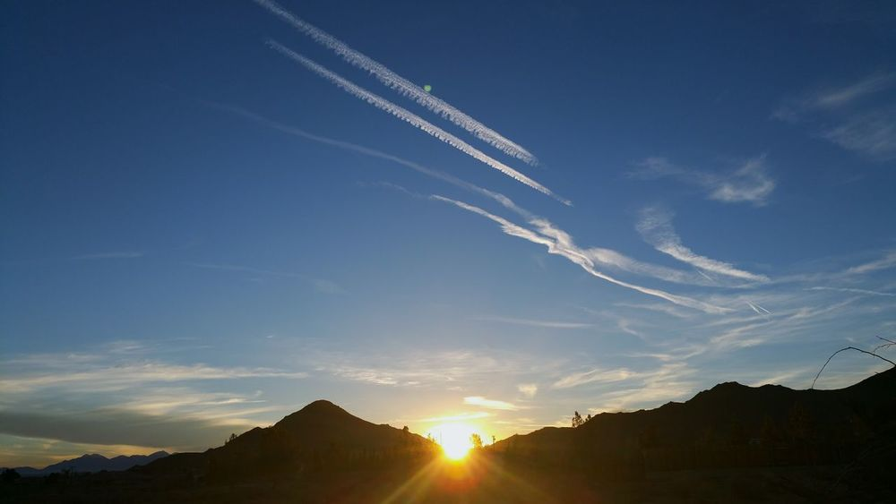 Love Hanging Out Applevalleysky Taking Photos Enjoying The Sun Sky_collection DesertSky Sun ☀ Landscape