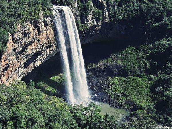 Cascata do Caracol Canela Cascata Caracol Agua Cachoeira Pedras Cascatadocaracol Exclusive  AndreLima Nature Water