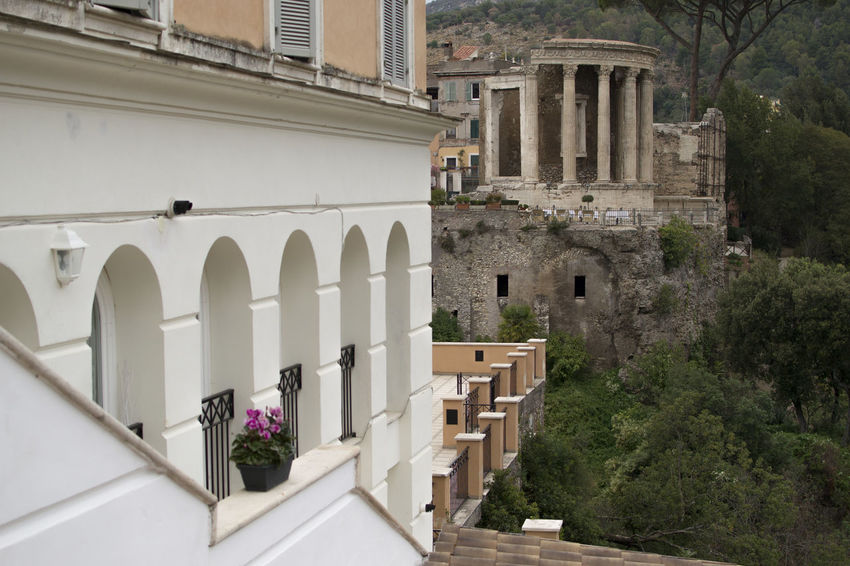 Ancient Vesta Ancient Ruins Architecture Building Exterior Built Structure Day History No People Temple Of Vesta The Past