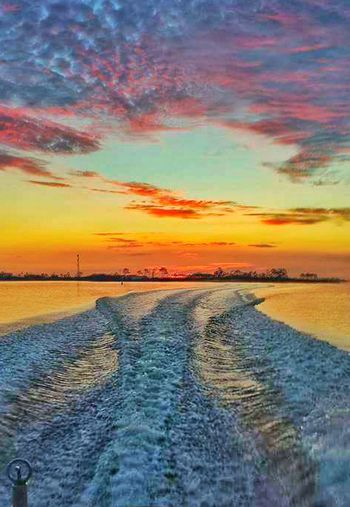 Sunset Waves Boat Pink Clouds Boat Waves Water Ocean Water Reflections Sunset_collection Boat Wake Skyporn Skyline Waves From Boat Sunset Reflections Need For Speed People Of The Oceans my cuzin's boat who lives in Fort Walton Beach Florida, Usa. he loves all the beautiful place has to offer. especially boating.