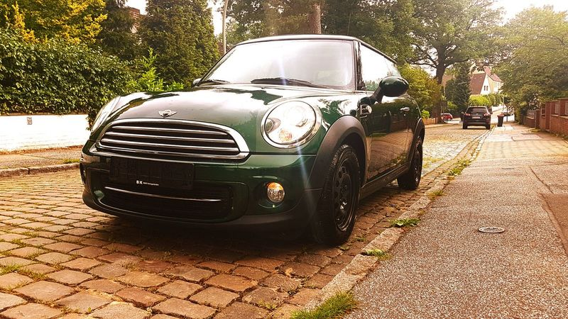 Bmw Mini Cooper Auto Gernany Hamburg First Eyeem Photo