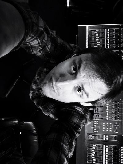 That's Me Mixing Console Mixconsole Soundengineer Selfie Atjob