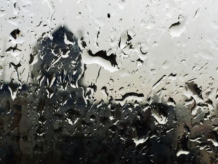 City 城市城事 窗 Street 街 Rain 雨天 雨 水珠