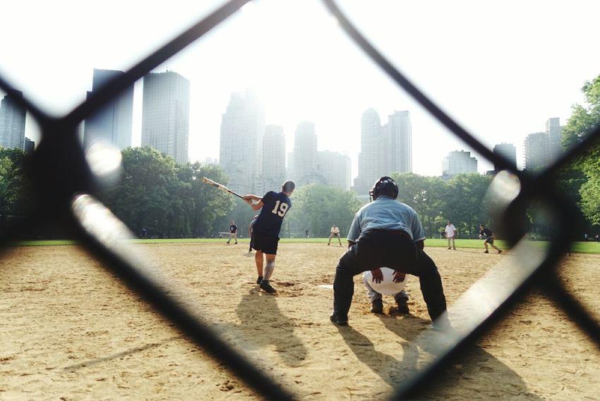 CentralPark New York Baseball Capture The Moment The Traveler - 2015 EyeEm Awards The Week On EyeEm Holiday POV Cityscapes Market Bestsellers April 2016 Hidden Gems  Fresh On Market 2018