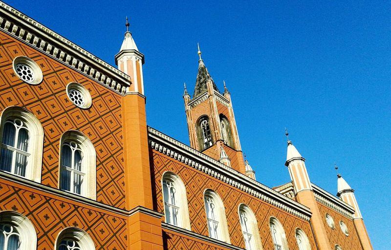Rathaus 1848