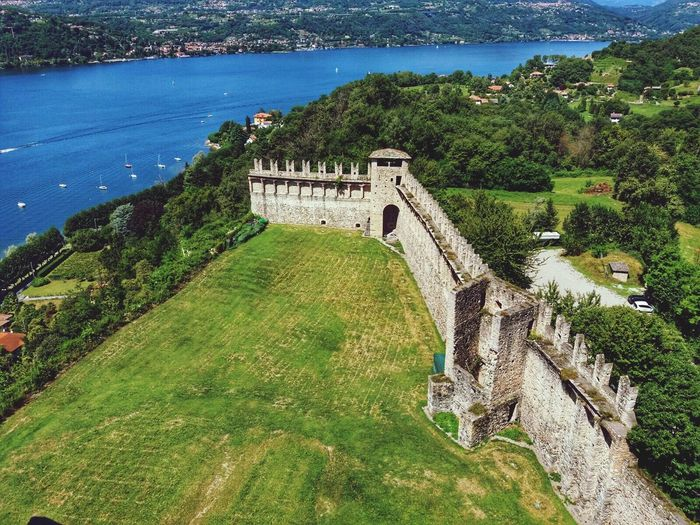 My Year My View Rocca D'Angera Lago Maggiore Italy My Summer Vacation 2016 Varese