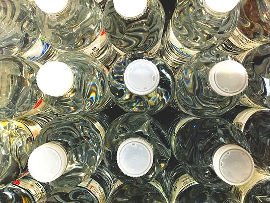 Beautifully Organized Abundance Large Group Of Objects Arrangement High Angle View Water Bottle  Check This Out For Sale Full Frame Indoors  Repetition No People Backgrounds Close-up Day