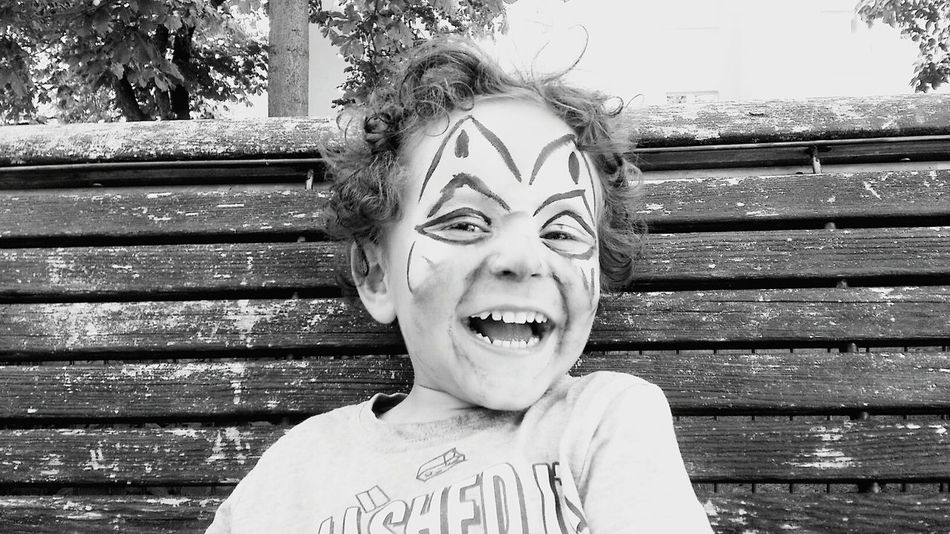 Bnw_friday_eyeemchallenge Taking Photos Live, Love, Laugh Clown