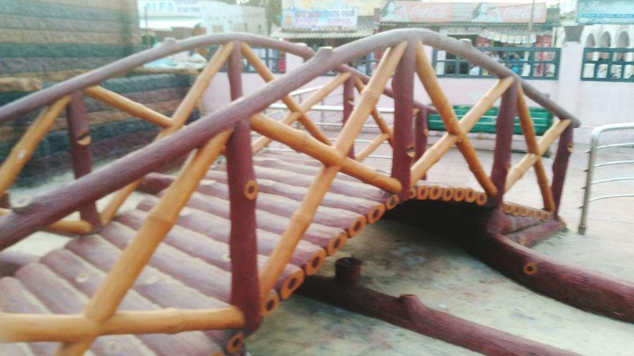 EyeEm Selects An Amusement Park Bridge At Gopalpur On Sea,Odisha
