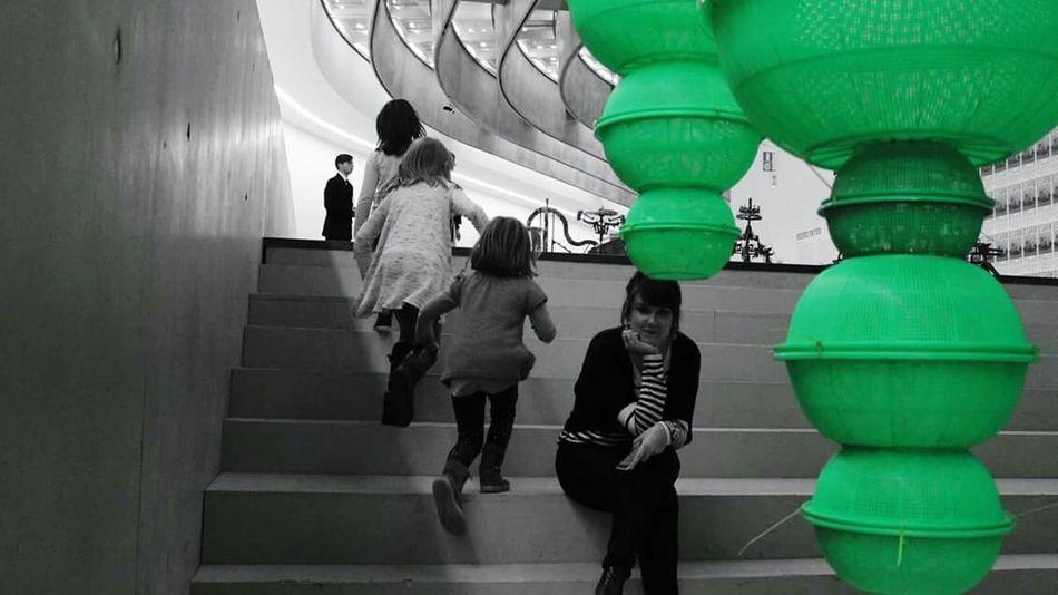 People Adult Indoors  Friendship Green