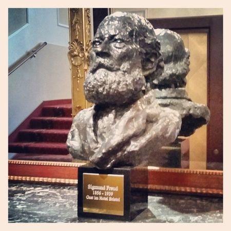 Ol' daddy Freud Travel Salzburg Austria