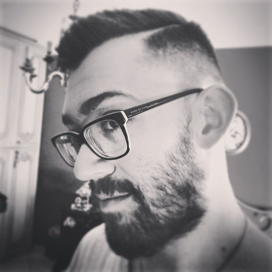 Nuovo taglio!! Sidecut Haircut Grandesandro Hairstyle summer beard