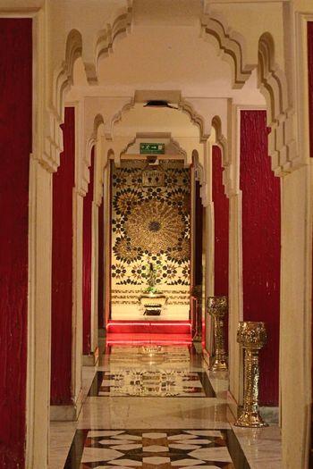 Thisisegypt Khanelkhalili Hallway Islamic Architecture