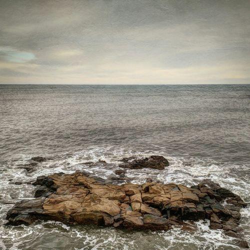 Rocks at Sea Mobilephotography Motorola X Moto X Seaside Coast Water Rocks
