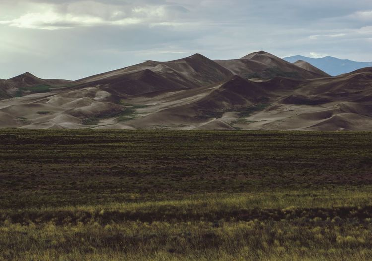 EyeEm Nature Lover EyeEm Landscape Colorado Eyemphotography Mountains EyeEm Landscape Sand Sand Dunes