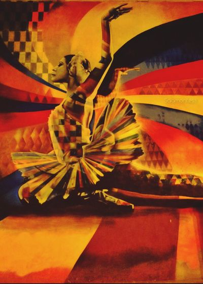 Writing On The Walls by Eduardo Kobra Ballerina Street Art Art Is Everywhere