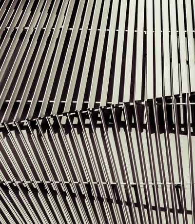 Facade detail Backgrounds Close-up Day Design Detail Façade Graphic Metal No People Pattern