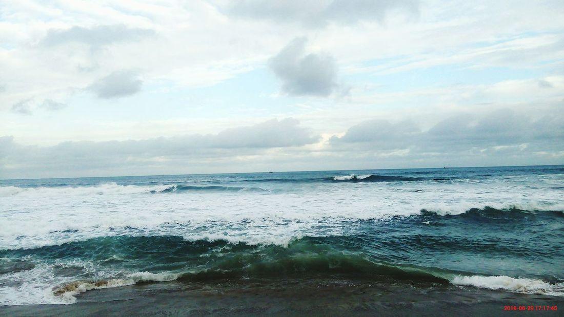 Sea Nature Horizon Over Water Cloud - Sky Sand The Week On EyeEm
