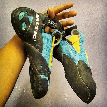 Welcome bruhh.. Saltic Vibram Extasy