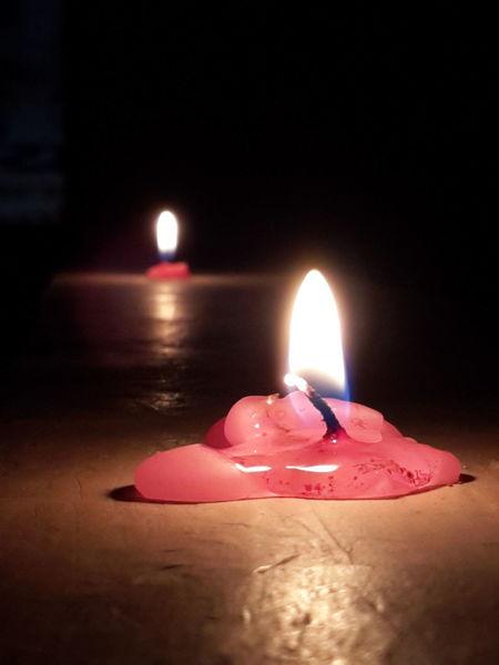 Candlelight Night Lights