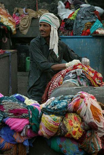 Washer man India