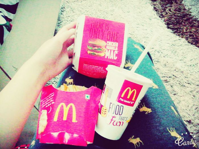 When You Are Broke Broken Times Mac Mac Lover Junk Food Imlovinit