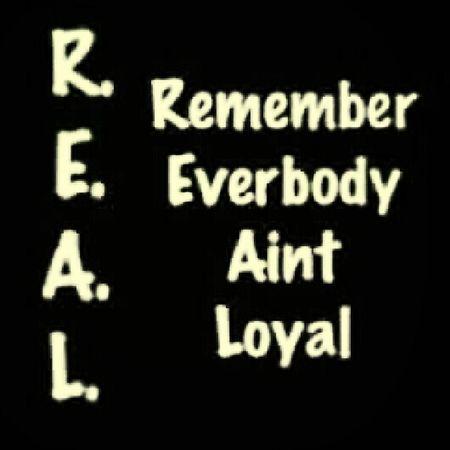 The Truth Real Talk True Or False