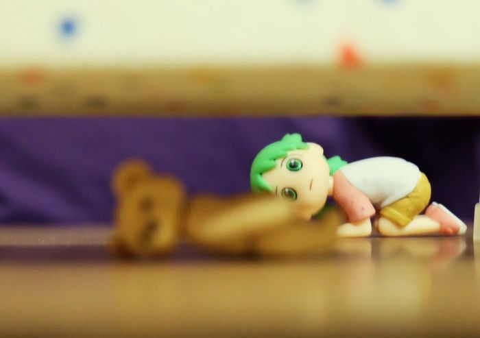 finding the missing part Yotsuba Toy Photography Toys