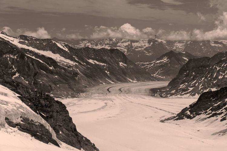 Jungfrau Glacier starts here! Cold Cold Temperature Geology Glacier It Starts Here Landscape Mountain Mountain Range Nature Non-urban Scene Outdoors Physical Geography Power In Nature Remote Scenics Snow Tranquil Scene Tranquility The Great Outdoors - 2016 EyeEm Awards