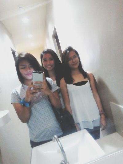 Mirrorselfie Friends Saturdate Throwback❤